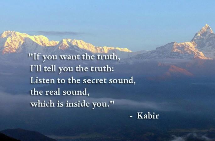 Kabir truth